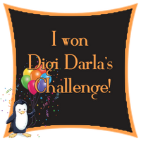 I Won At Digi Darla&#39;s Challenge