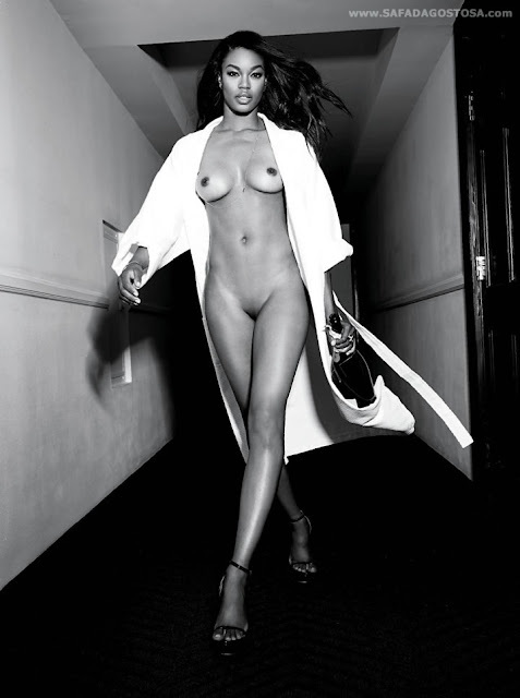 Fotos de Eugena Washington nua e pelada na Playboy