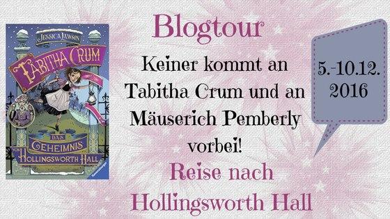 Blogtour Fahrplan