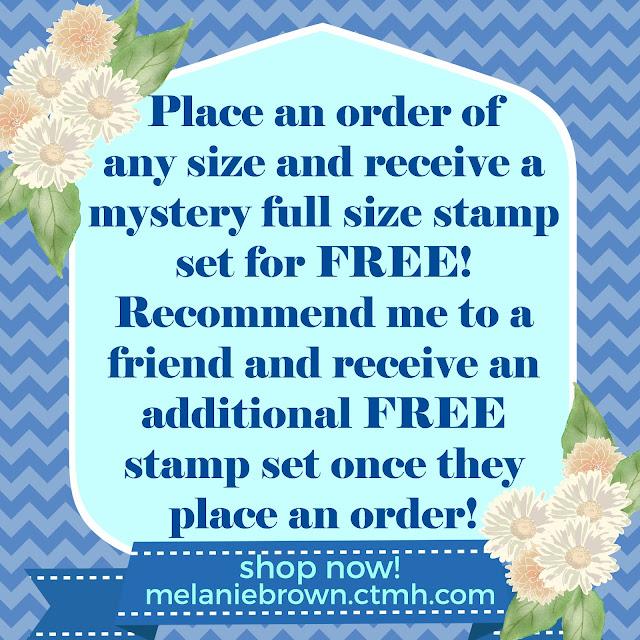 free mystery stamp set