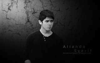 Alindo Syarif ganteng by macemewallpaer.blogspot.com