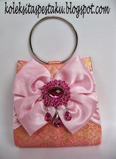 Tas Pesta Unik Pink Baby