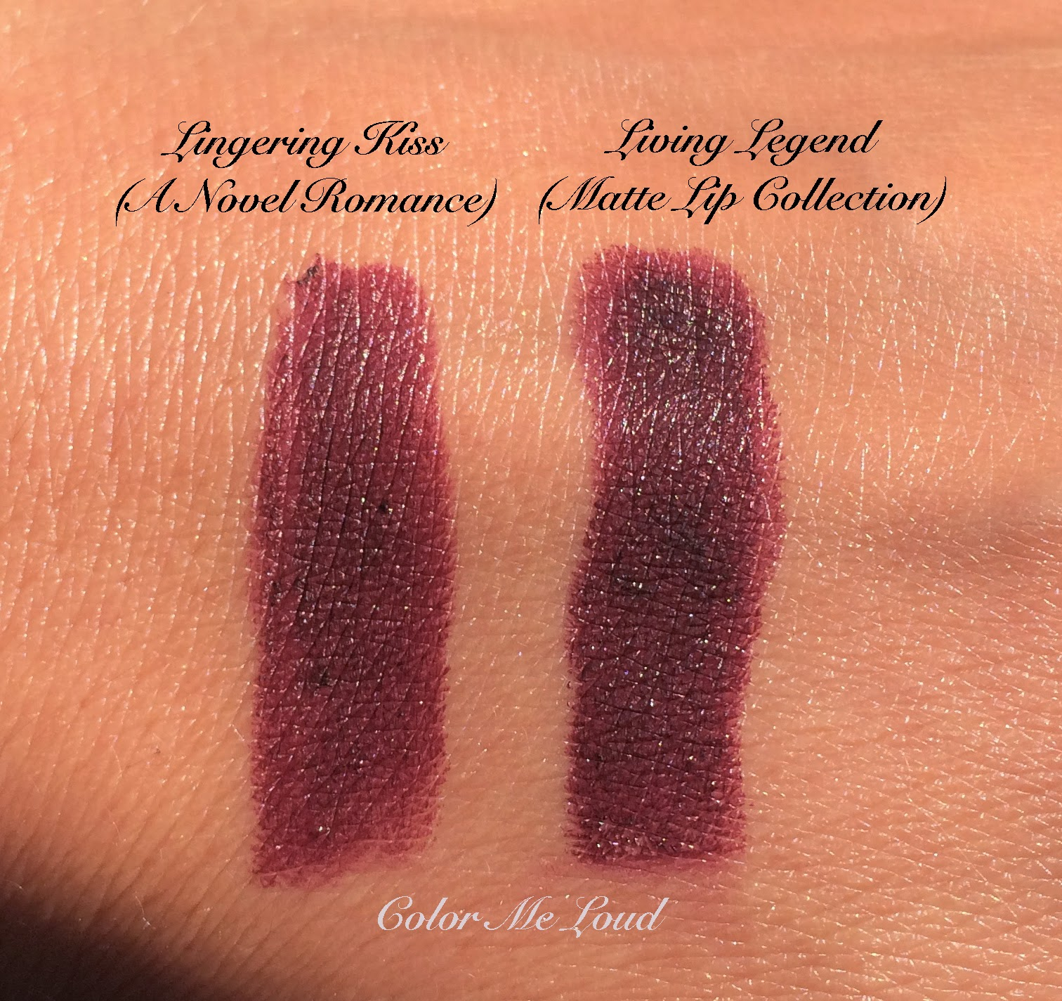 Connu MAC The Matte Lip Collection, Swatches of All Lipsticks and  IB97