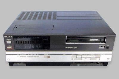 Betamax é uma porcaria
