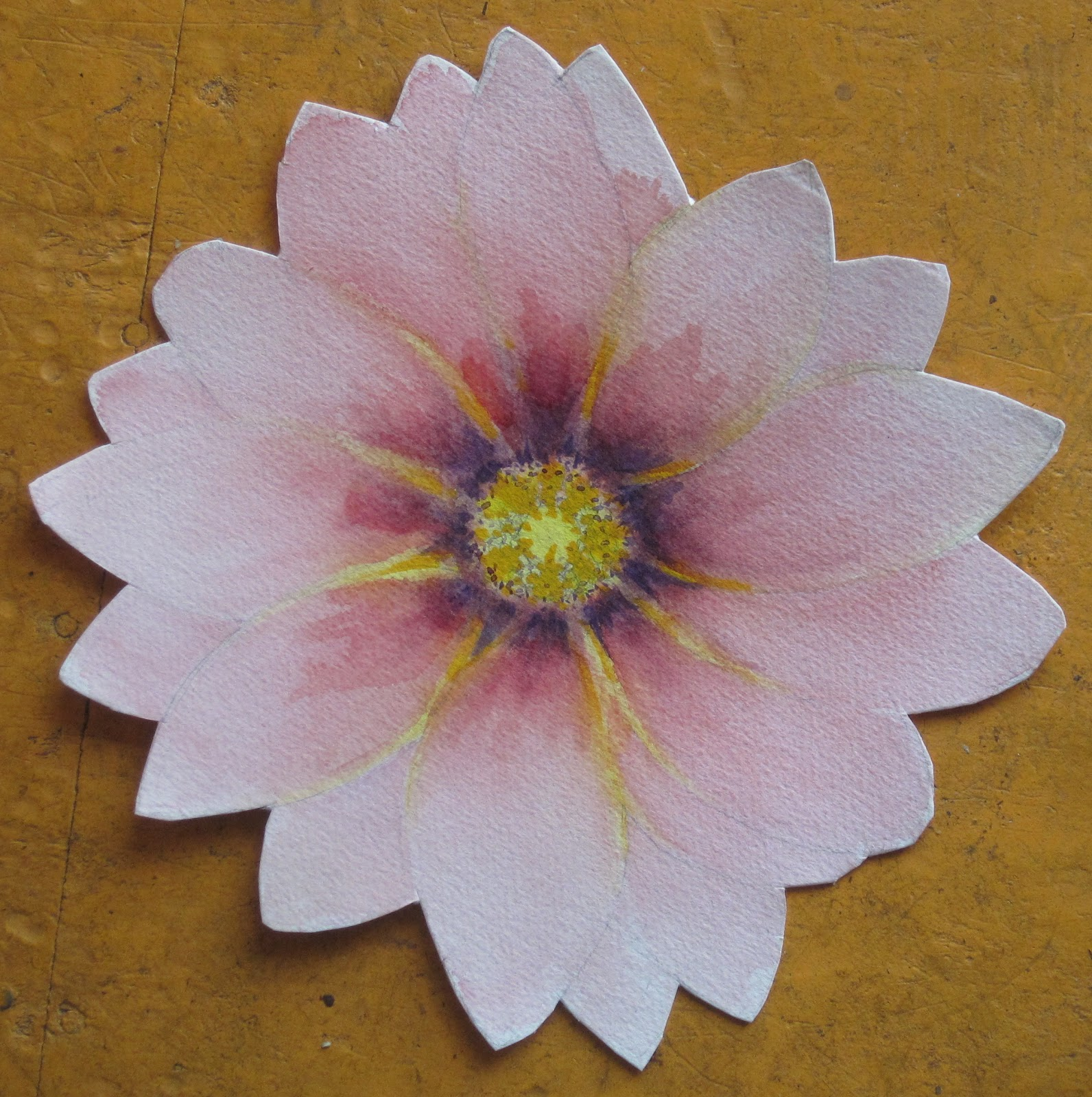 flowers art washes - photo #10