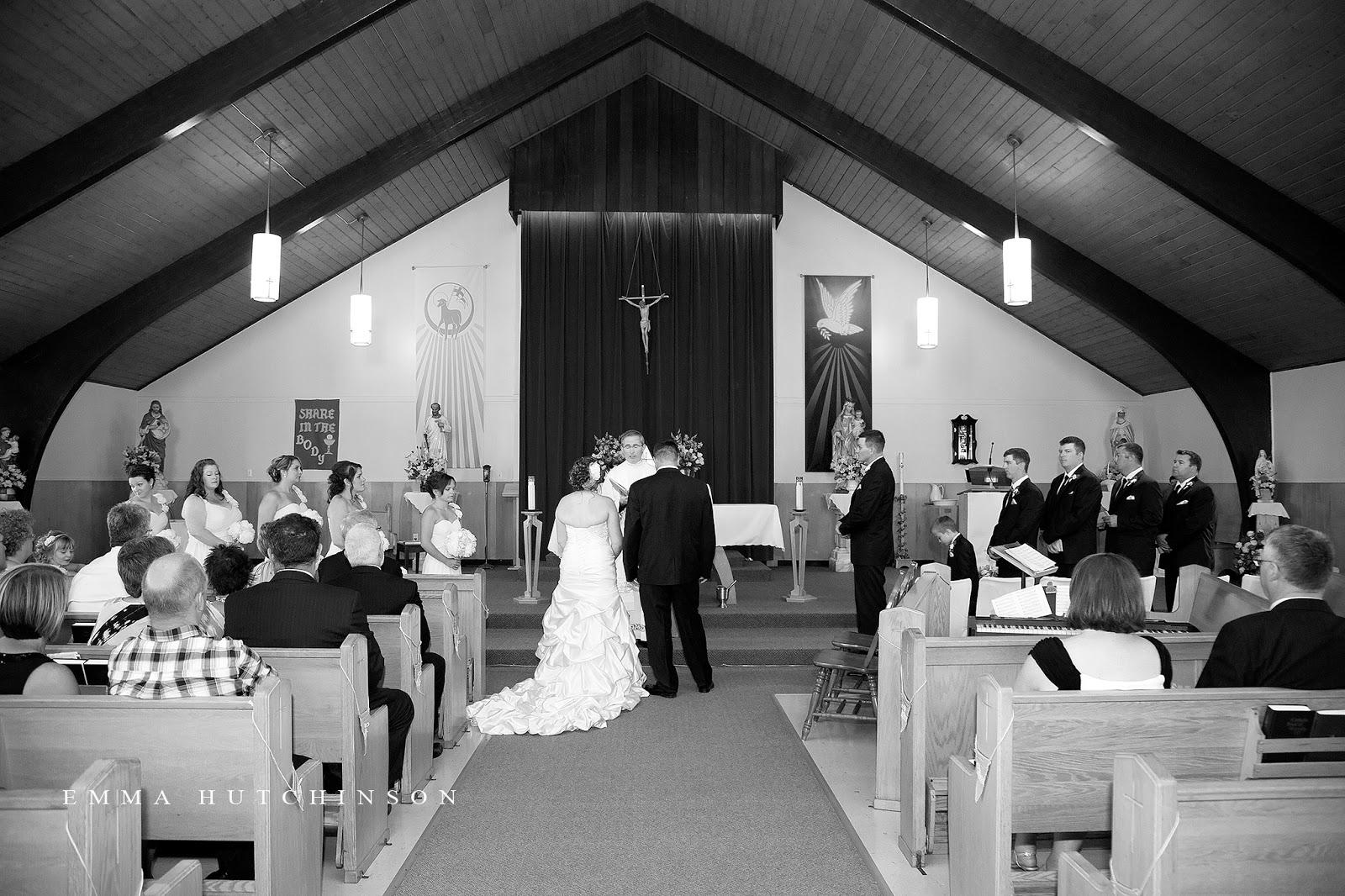 Weddings in Tilting, Fogo Island - Father David Joy