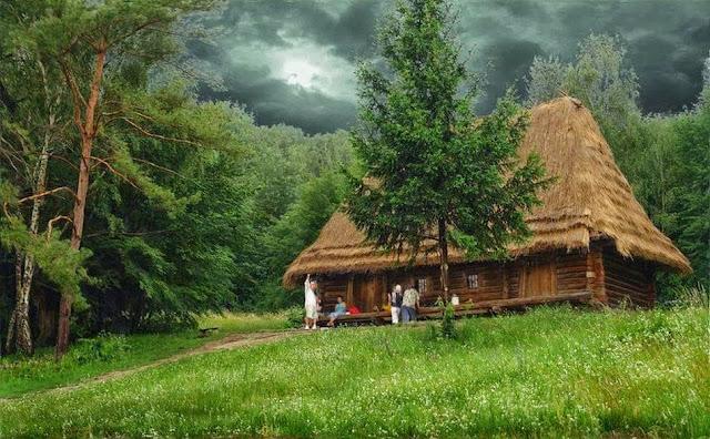 Las más bellas cabañas del bosque