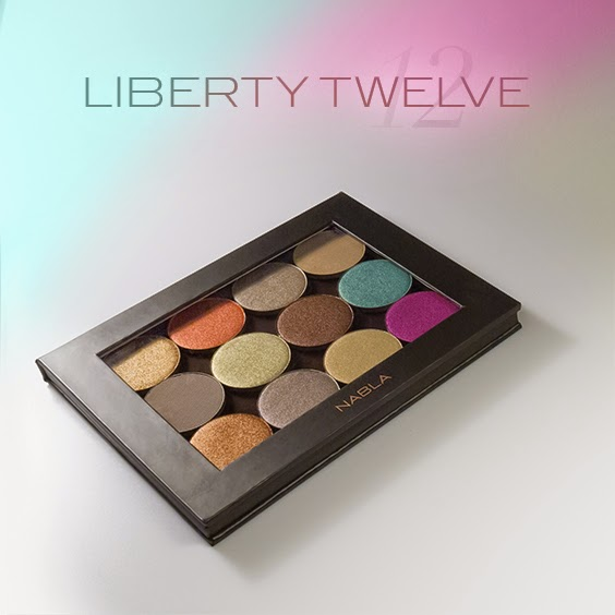 NABLA - Liberty Twelve Palette empty palette vuota