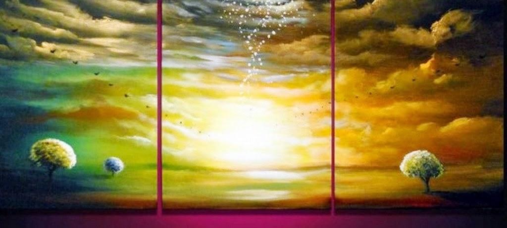 Pintura en oleo faciles imagui - Pintar cuadros faciles ...