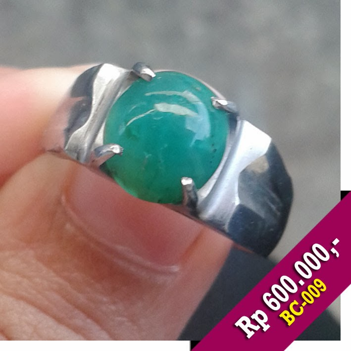 kode bc 009 batu cincin bacan doko ukuran batu 0 5 cm type ring size ...