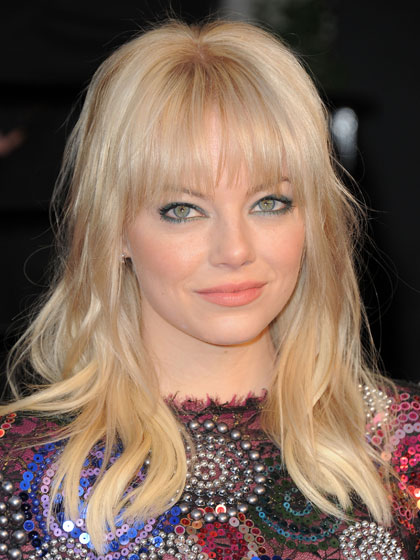 emma stone hair colour. 2011 emma stone hair colour.
