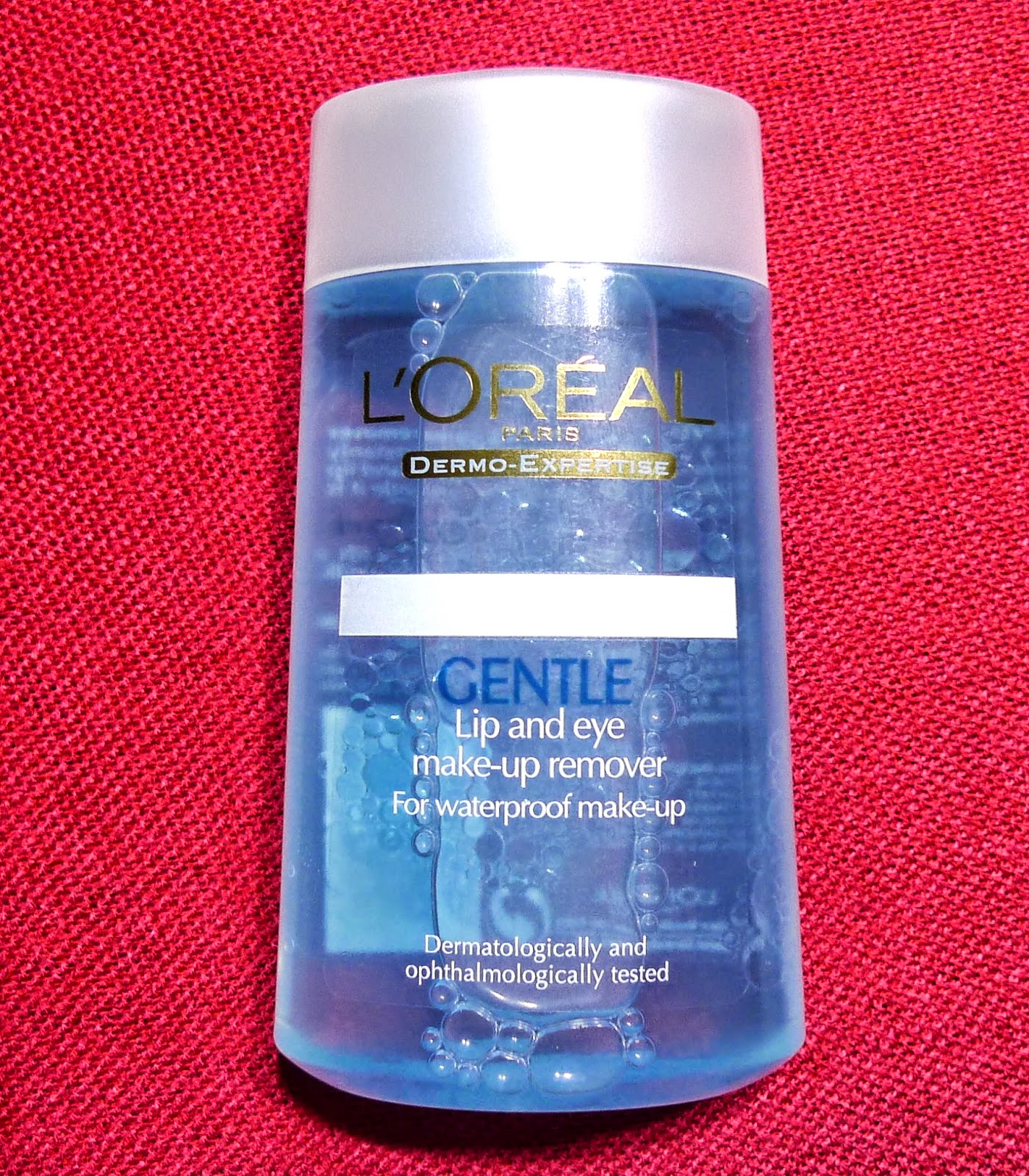 Loreal Gentle Lip And Eye Makeup Remover Review The Beauty Junkee