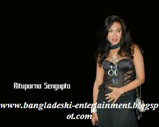 Bengali actress Rituparna Sengupta