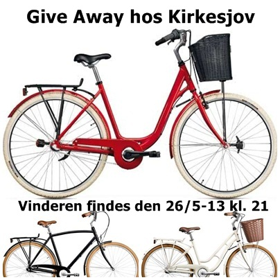 Give Away hos Kirkesjov