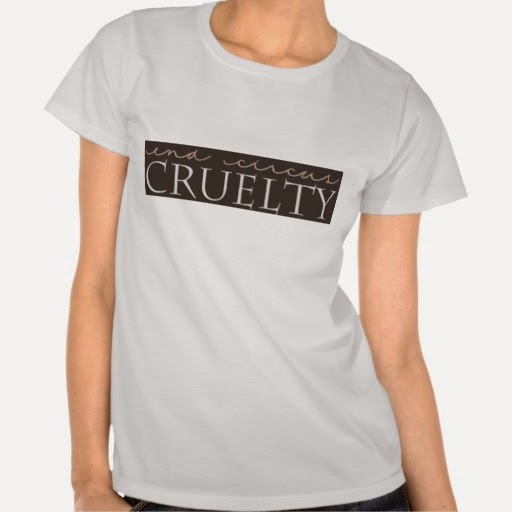 http://www.zazzle.com/end_circus_cruelty_shirts-235322076743771716