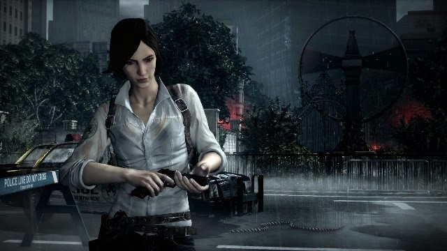The Evil Within PC Games Gameplay