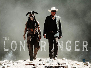 The Lone Ranger 2013 Movie HD Wallpaper