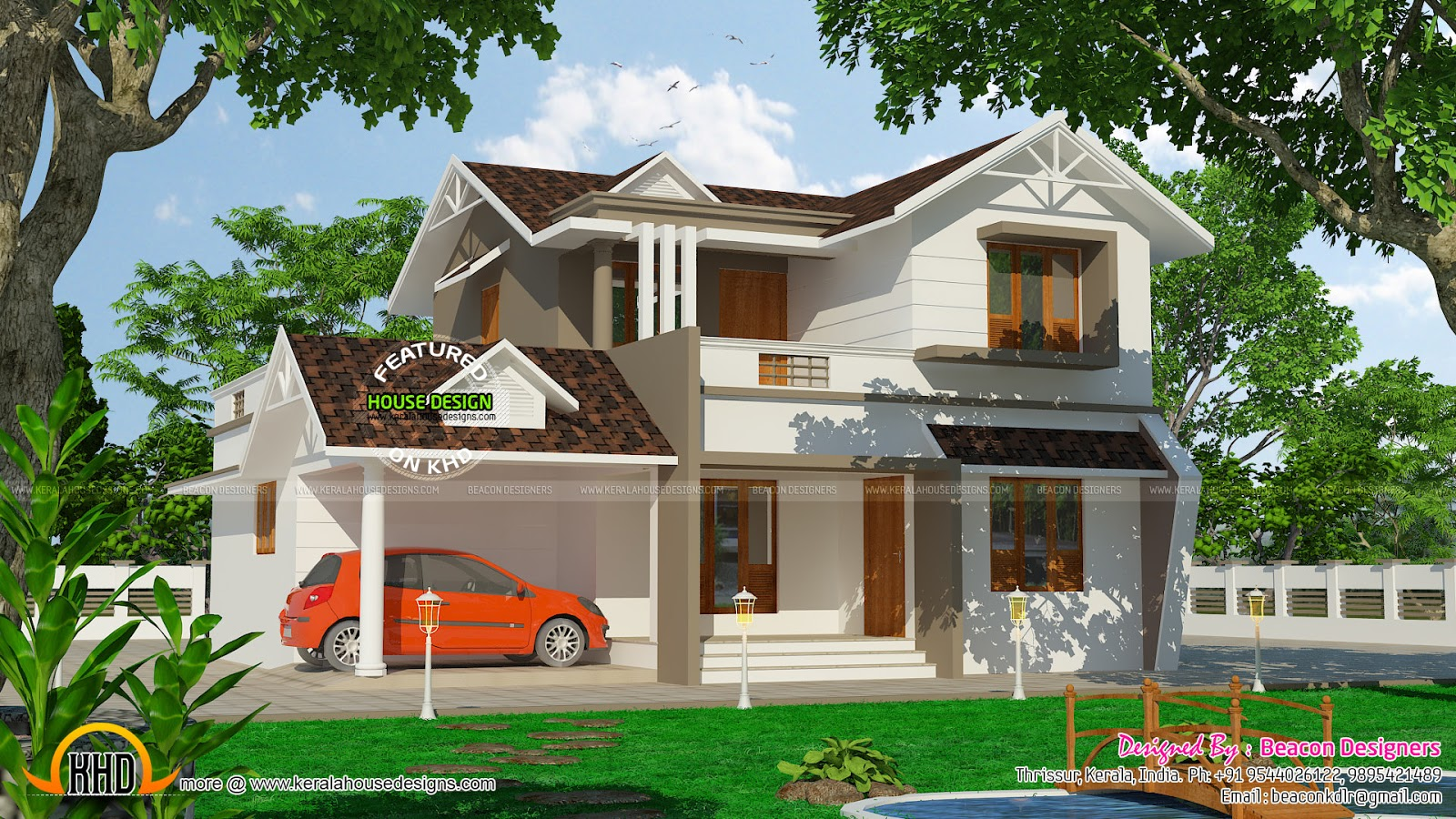 First floor 800 sq ft total area 2945 sq ft no of bedrooms 3 no bathrooms 4 no of floors 2 design style modern house details