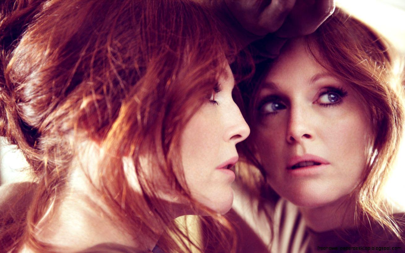 Download Wallpaper 1440x900 Julianne moore Actress Celebrity