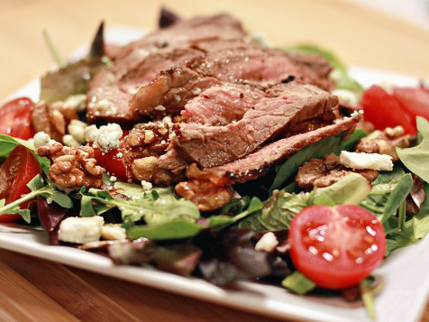Skirt Steak Salad With Blue Cheese Recipes — Dishmaps