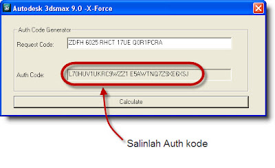 Auth Code Generator
