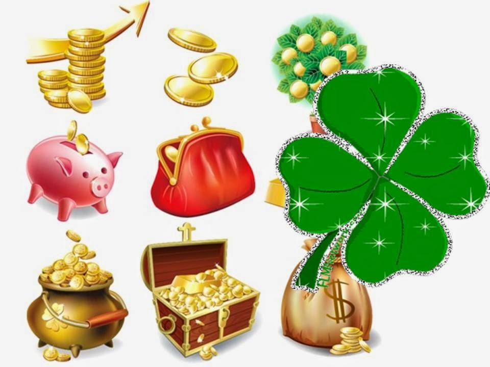 Oraciones para dinero y fortuna talisman tr bol de 4 - Para atraer la suerte ...