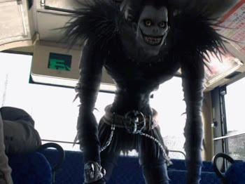 shinigami dalam LRT