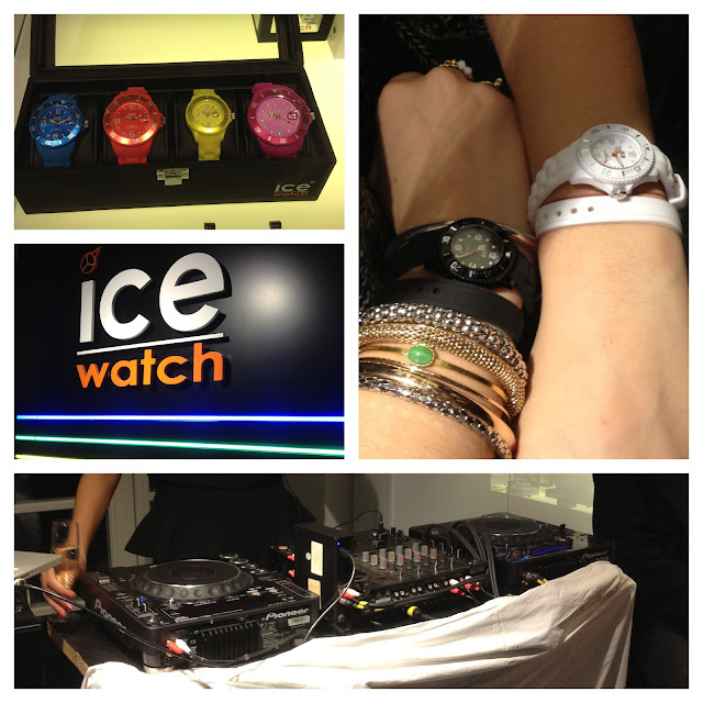 Ice Watch Party