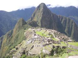 Monte Huayna Picchu