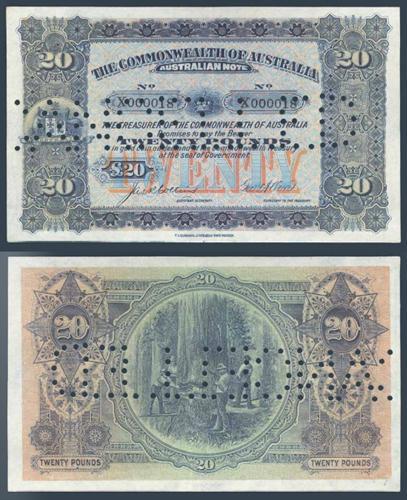 Aussie £20