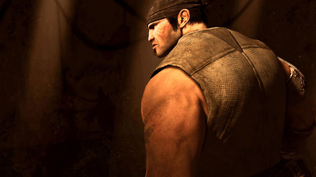 Gears Of War 3 Marcus HD Desktop