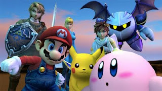 personajes smash bros brawl