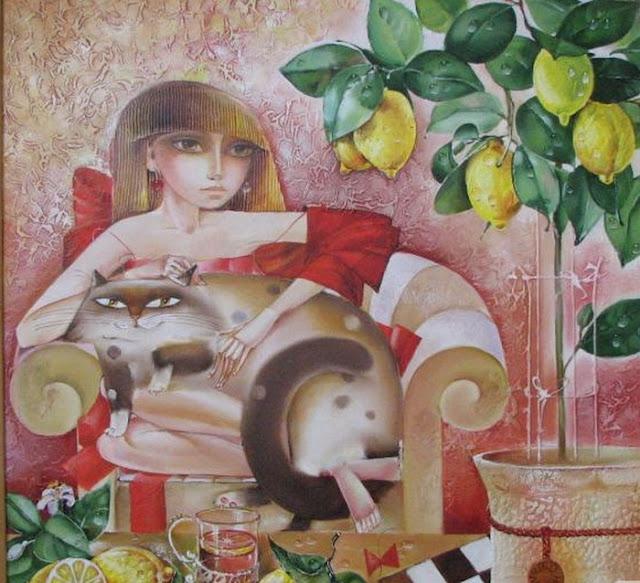 художница Татьяна Тормина