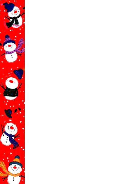 Bordes decorativos bordes decorativos de navidad para - Decorativos de navidad ...