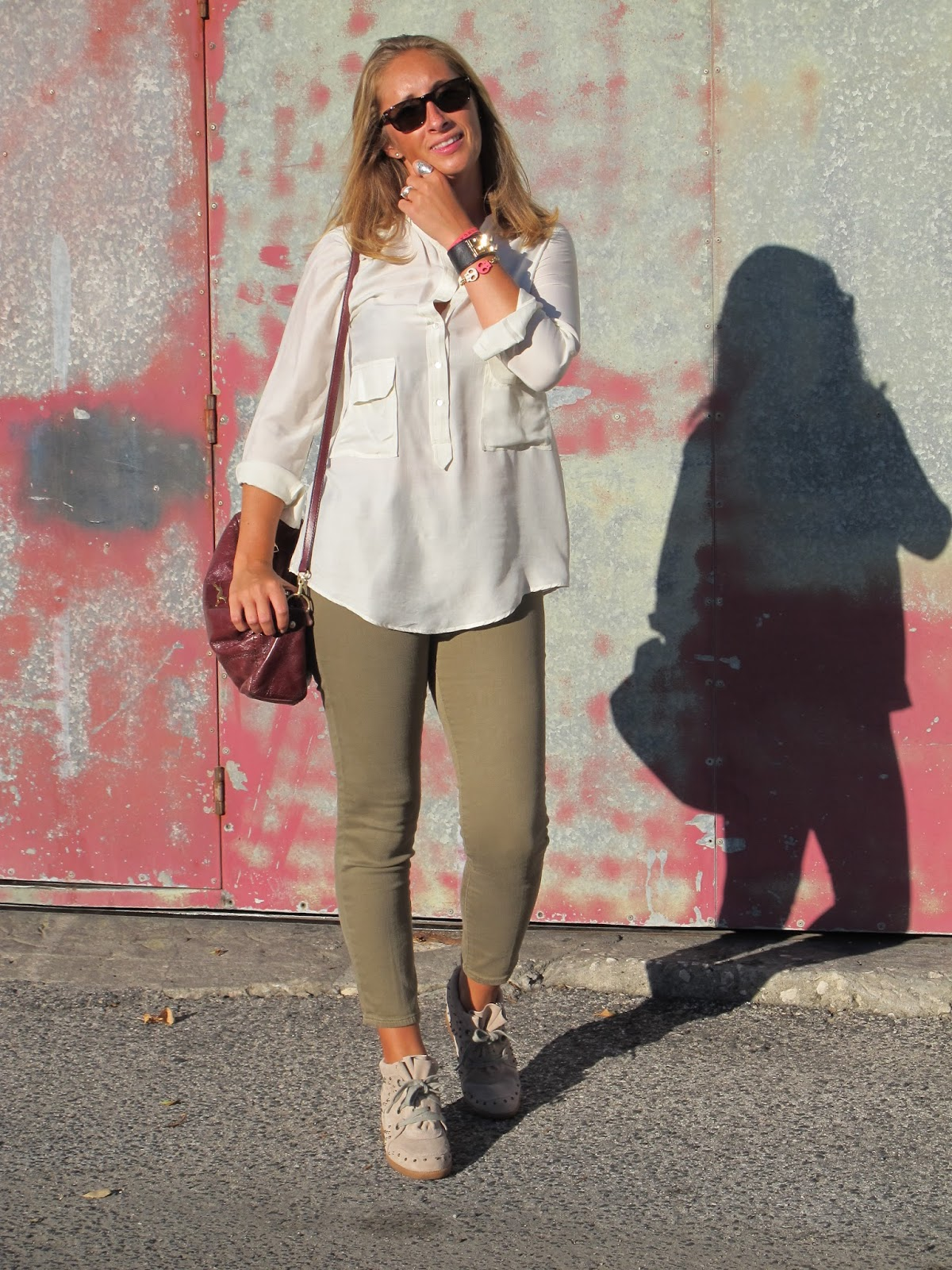 Look Of The Day Schutz Lover Style It Up