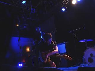 04.11.2015 Düsseldorf - Zakk: Karies