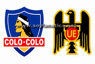 Colo Colo vs Union Española Apertura 2015
