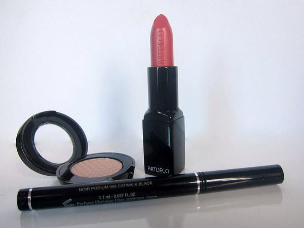 Transeasonal makeup winter to spring