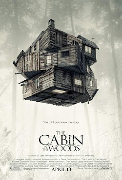 Ngôi Nhà Gỗ Trong Rừng - The Cabin In The Woods 2012 (2012) Poster