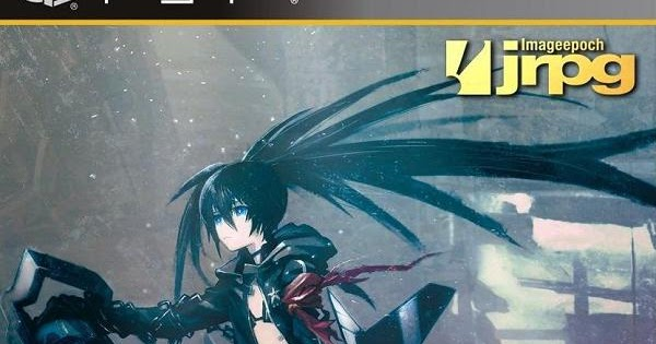 black rock shooter usa