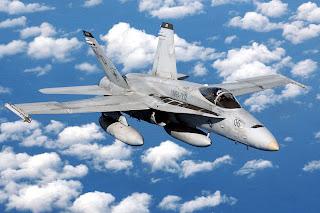 F-18 Super-Hornet