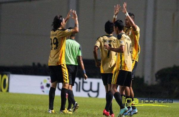 Hasil Pertandingan Mitra Kukar Vs Persiba ISL 11/04/2013