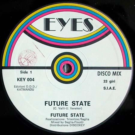 Cover Album of Future State - Future State (Maxi)