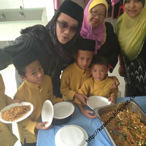 Azwan Ali Buang Keluarga?