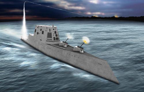 DDG-100 (Zumwalt Class)