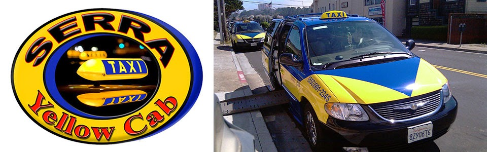 Serra Yellow Cab - Yellow Cab Services Daly City