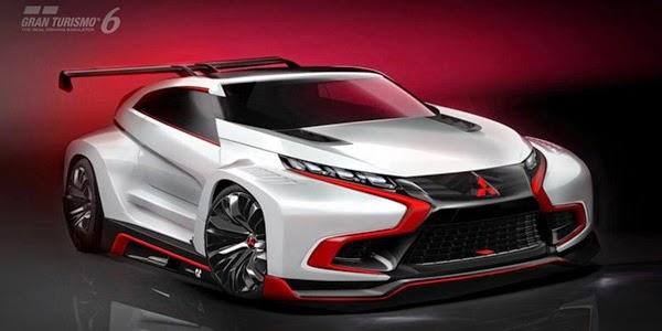 Mitsubishi XR-PHEV Evolution Vision GT