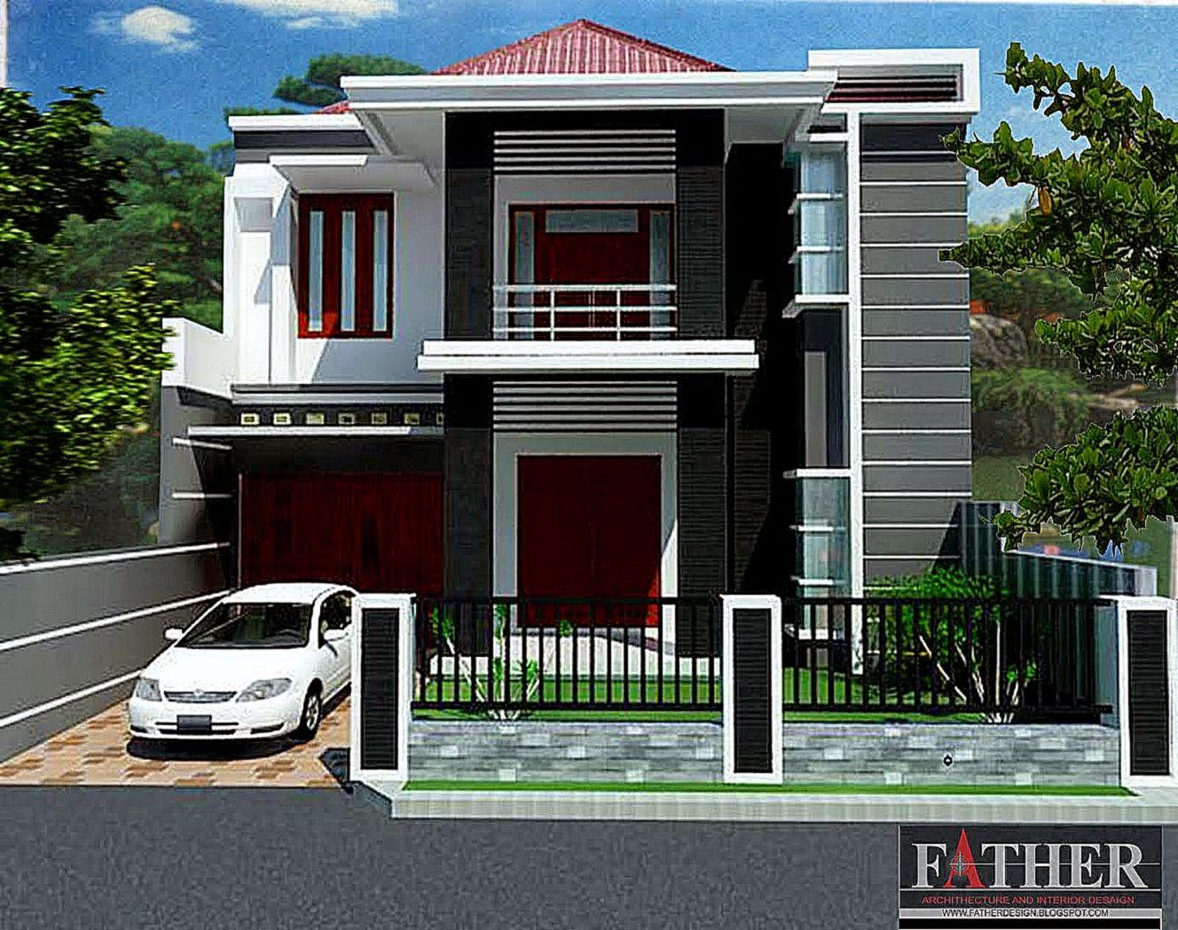 Biaya Pembuatan Rumah Minimalis Type 36 2 Lantai  Desain Rumah