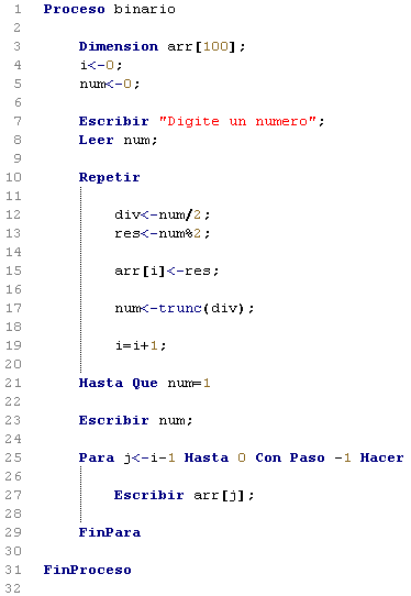 Operazioni numeri binari pdf