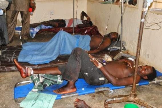 hospital kaduna treatment victims